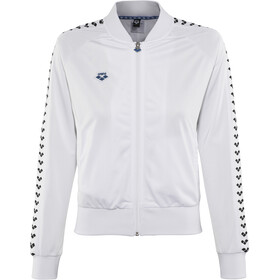 arena Relax IV Team Jacket Damen white-white-black
